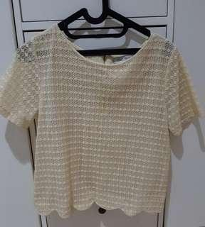 Blouse chic simple