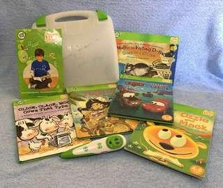 Leap Frog Tag Reading System Set