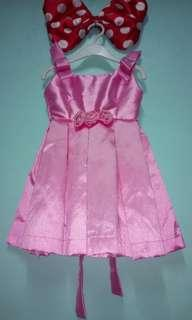 Pink Birthday Gown