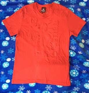 Tribal Embossed Print Shirt