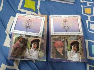 🚚 Gfriend 2nd Album[Time for Us]