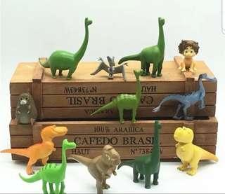 🚚 The Good Dinosaurs for Cake/Cupcake/Muffin Toppers for Party Decoration