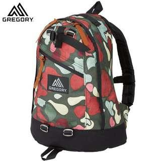 Gregory Daypack 【💥 78折】GREGORY Fine Day (16L) Garden CAMO