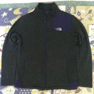 The North Face Knitted Sweater Dark Green RARE DESIGN