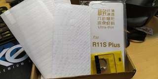 Vivo R11S Plus tri screen