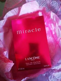 CLEARANCE Lancome Miracle edp 100ml