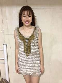 Glam dress