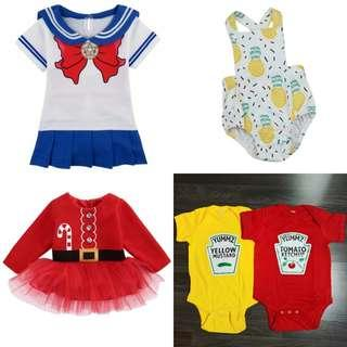Baby Costume for sale! Cosplay Xmas Cute Anime