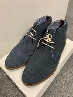 100%new UK BEN SHERMAN chukka boots 皮鞋US10