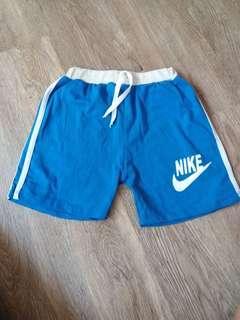 Nike cotton shorts (no caroupay)