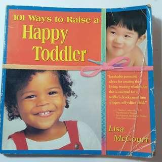 BUKU BEKAS Buku Parenting HAPPY TODDLER