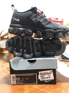 ea86a9043a Nike Air Vapormax Navy, Men's Fashion, Footwear, Sneakers on Carousell