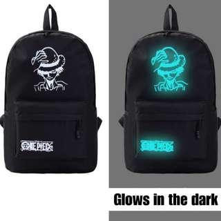🚚 One Piece A4 Fashion Backpack Bag