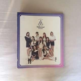 twiceland in fantasy park binder