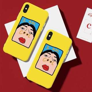 silicon case aesthetic iphone all type!