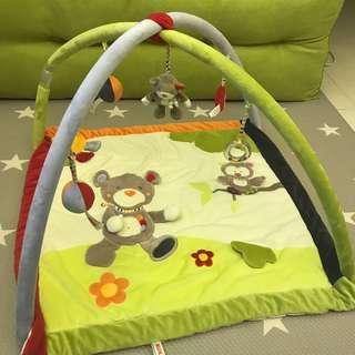 NUK playmat 遊戲墊 活動墊