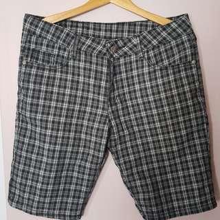 Men's bermudas, 100% cotton, size: 34