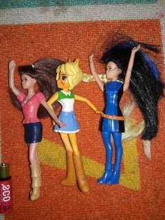 Barbie mcd