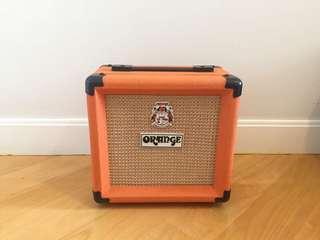 """Orange PPC108 1x8"""" Guitar Speaker Cabinet (not amp)"""