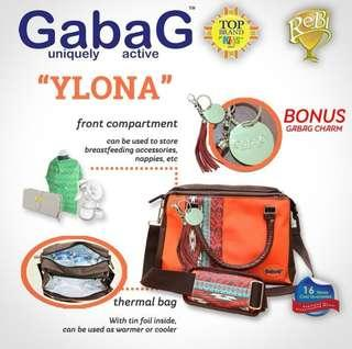 Gabag ylona cooler bag / breastmilk bag