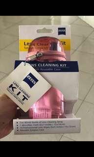 🚚 <BNIB> ZEISS lens cleaner kit