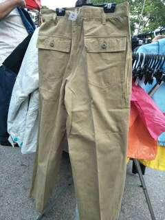 Fatigue pants us army military style japanese style