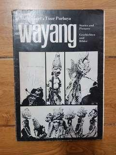 Buku Wayang stories and picture