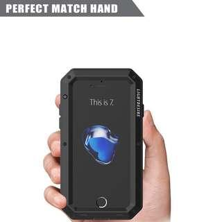 iPhone 5 Extreme Resistant Military Bumper Cover