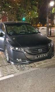 Dekitting Honda Odyssey