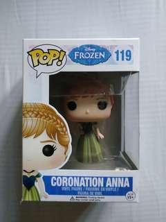 bn coronation anna pop funko vinyl figure