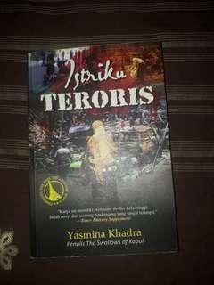 Novel Istriku Seorang Teroris