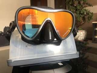 🚚 Scubapro Synergy 2 Trufit Mask