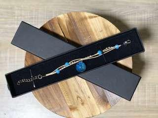 🚚 Preserved flower bracelet -Blue