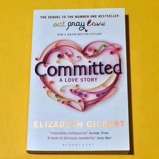 CoD | Committed by Elizabeth Gilbert