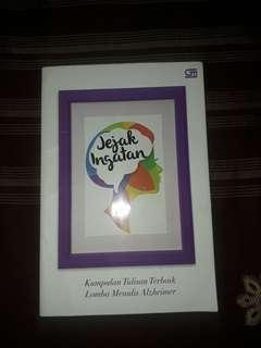 Buku Jejak Ingatan preloved