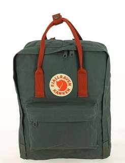 🚚 AUTHENTIC KANKEN FOREST GREEN OX RED