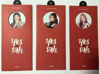 [LF/WTB] twice yes or yes card