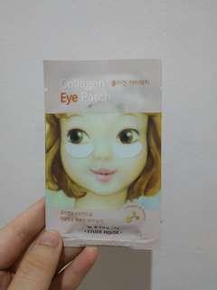 Collagen eye patch etude
