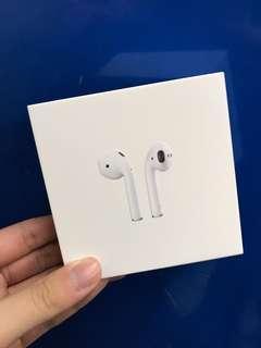 airpods藍牙耳機