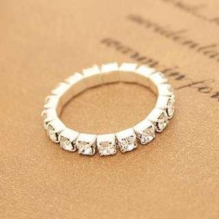 Diamond rings cincin berlian fashion