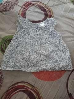 Cute baby blouse