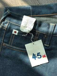 45R 牛仔褲 (全新)
