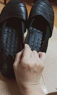 🚚 洞洞平底鞋 休閒鞋 懶人鞋