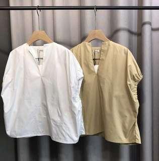 Toteme V領上衣