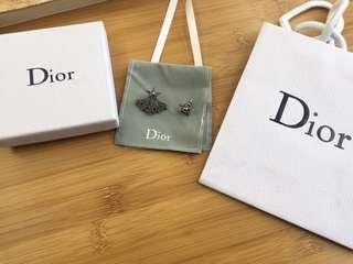 Dior 耳環