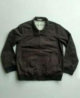 Jaket casual canvas intimate SM2