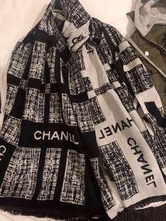 Chanel ViP Present Scarf