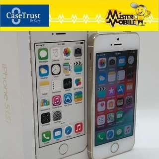 🚚 iPhone 5s 32 32GB Gold Used Apple Local
