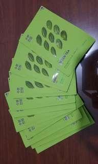 Masker Wajah Holika Holika Green Tea