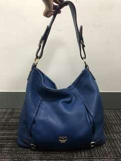 MCM two Leather Bag